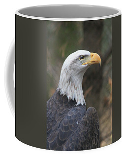 Bald Eagle Profile Coffee Mug