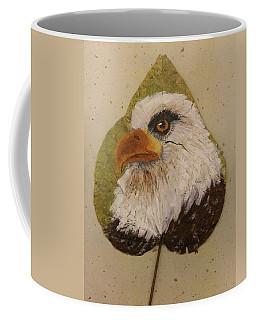 Bald Eagle Side Veiw Coffee Mug