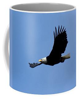 Bald Eagle Soaring High Coffee Mug