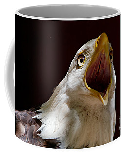 Bald Eagle - The Great Call Coffee Mug