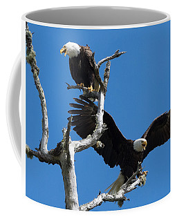 Bald Eagles Coffee Mug