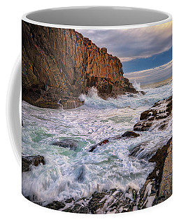 Bald Head Cliff Coffee Mug by Rick Berk