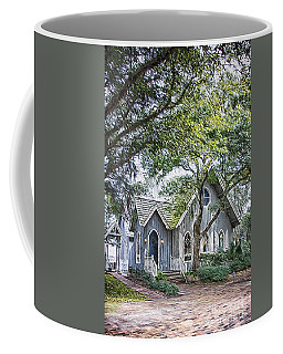 Bald Head Island Chapel Coffee Mug