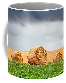 Bales And Layers Coffee Mug