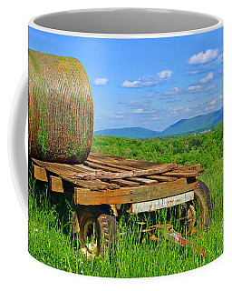 Bales At Rest Coffee Mug