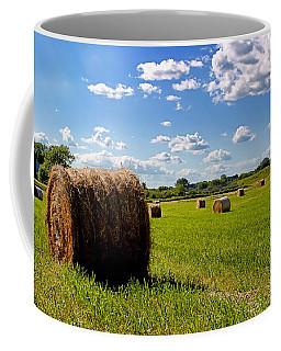 Bales Of Clouds Coffee Mug