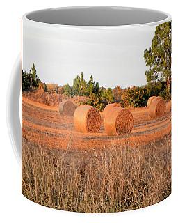 Bales Coffee Mug by Rosalie Scanlon