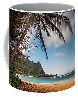 Bali Hai Tunnels Beach Haena Kauai Hawaii Coffee Mug