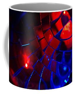 Ball Of Color - Red Coffee Mug