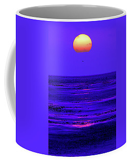 Coffee Mug featuring the photograph Ball Of Fire by Howard Bagley