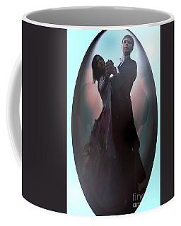 Ball Room Dancer Coffee Mug by Tbone Oliver