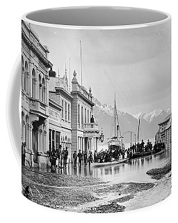 Ballarat Street, Queenstown, Coffee Mug