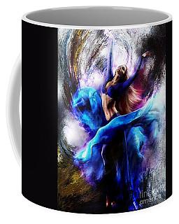 Ballerina Dance009-a Coffee Mug by Gull G