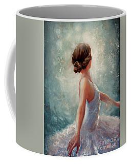 Ballerina Dazzle Coffee Mug by Michael Rock