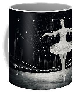 Coffee Mug featuring the photograph Ballerina by Dimitar Hristov