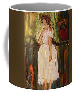 Ballerina Preparation Coffee Mug