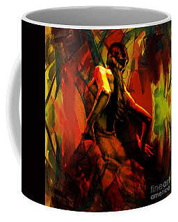 Spanish Flamenco Dancer 67p1 Coffee Mug