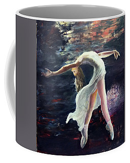 Ballet Dancer 2 Coffee Mug