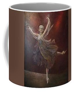 Ballet Dancer Anna Pavlova Coffee Mug