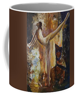 Ballet Dancer Coffee Mug
