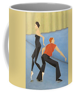 Ballet Practice Coffee Mug