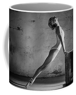 Ballet Stretch Coffee Mug
