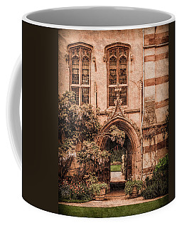 Oxford, England - Balliol Gate Coffee Mug