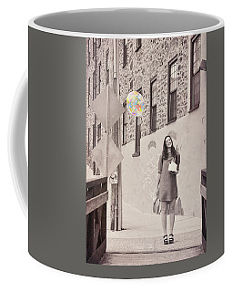 Balloon Daze Coffee Mug by JAMART Photography