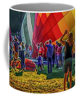 Balloon Fest Spirit Coffee Mug