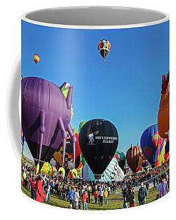 Balloon Fiesta Albuquerque I Coffee Mug