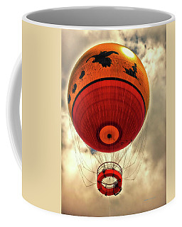 Balloon Ride Walt Disney World Fl Pm Coffee Mug