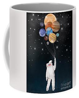 Balloon Universe Coffee Mug