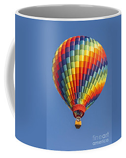 Ballooning In Color Coffee Mug