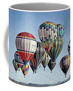 Ballooning Coffee Mug by Marie Leslie