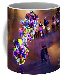 Balloons Hanoi Hoan Kiem Lake  Coffee Mug