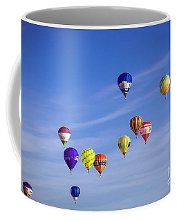 Balloons In The Air Coffee Mug