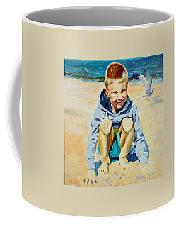 Baltic Beach Coffee Mug