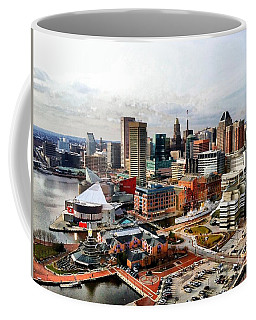 Baltimore Inner Harbor Coffee Mug