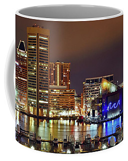 Baltimore's Inner Harbor Coffee Mug
