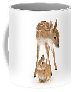 Bambi And Thumper Coffee Mug