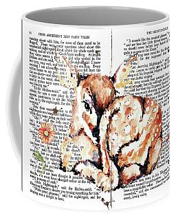Bambi Fairy Tale Coffee Mug by Heidi Kriel