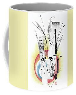 Bamboo 5 Coffee Mug