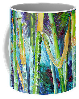 Bamboo Delight Coffee Mug by Lisa Boyd