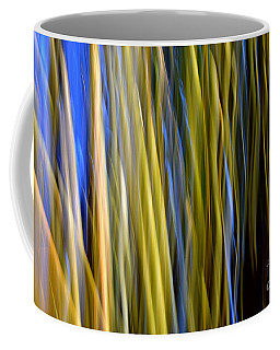 Bamboo Flames Coffee Mug