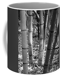 Bamboo In The Shade Coffee Mug
