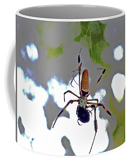 Banana Spider Lunch Time 1 Coffee Mug