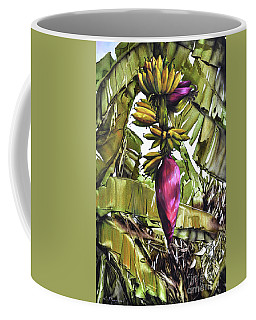 Banana Tree No.2 Coffee Mug by Chonkhet Phanwichien