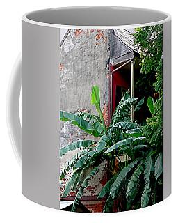 Bananas And Bricks Coffee Mug