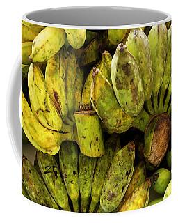Bananas At Market Coffee Mug