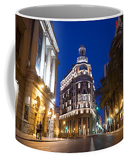 Banco De Valencia Coffee Mug